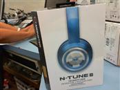 MONSTER Headphones N-TUNE HD